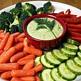 Veggies and (Healthy) Dip