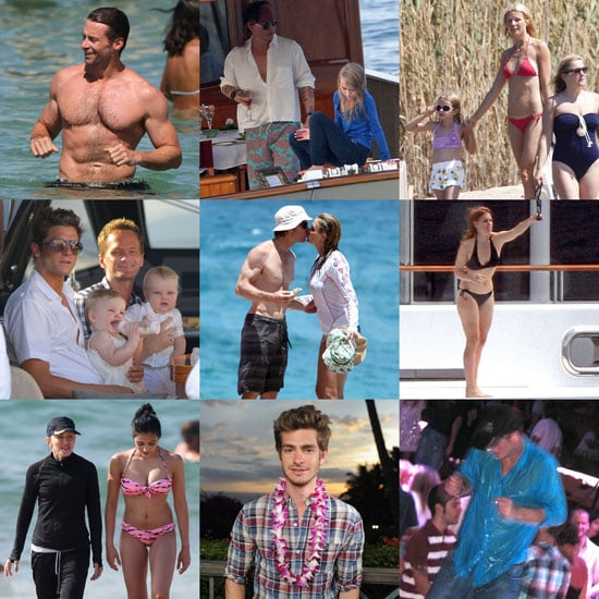 Johnny, Beyoncé, Kate and William, Leo, and More — See the Best Celeb Summer Vacations!