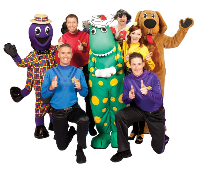 PS: The Wiggles have a tour coming up. What can fans expect from the tour and the newer Wiggles? EW: There's quite a lot of dancing. We've had a lot of acrobatics and circus with The Wiggles, but now it's really very dance heavy. Also the tour that is coming to America is very focused on preschoolers, so it's a lot more intimate than we've done before. It's more about The Wiggles and the children. PS: Do you see more women joining The Wiggles in the future? EW: I think that the new Wiggles are still so new that we're just really excited to keep going with the group. I can't see beyond yet, but I did tell Jeff that he wiggled until he was 60, so I've got 37 years to go.  Source: The Wiggles