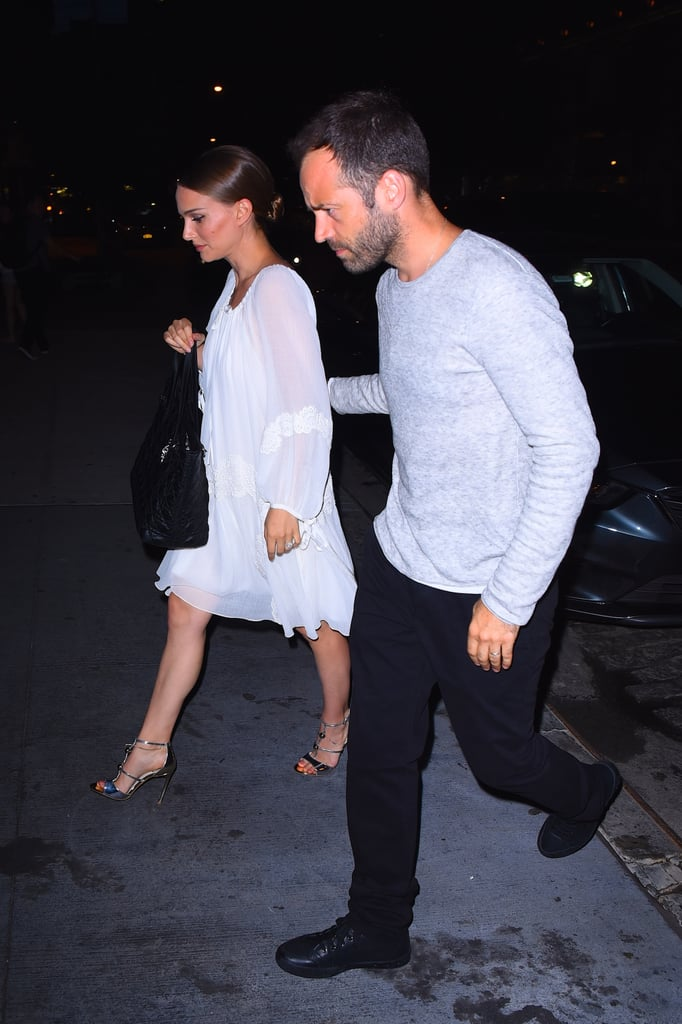 Natalie Portman and Husband Out in NYC August 2016