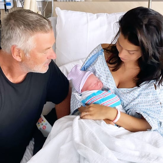 Alec Baldwin and Hilaria Baldwin Welcome Their Fifth Child