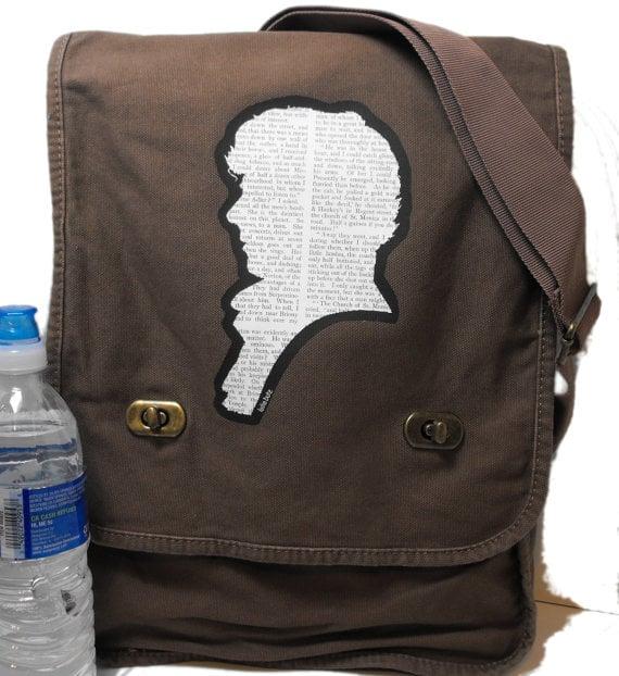 Sherlock Profile Messenger Bag ($35)