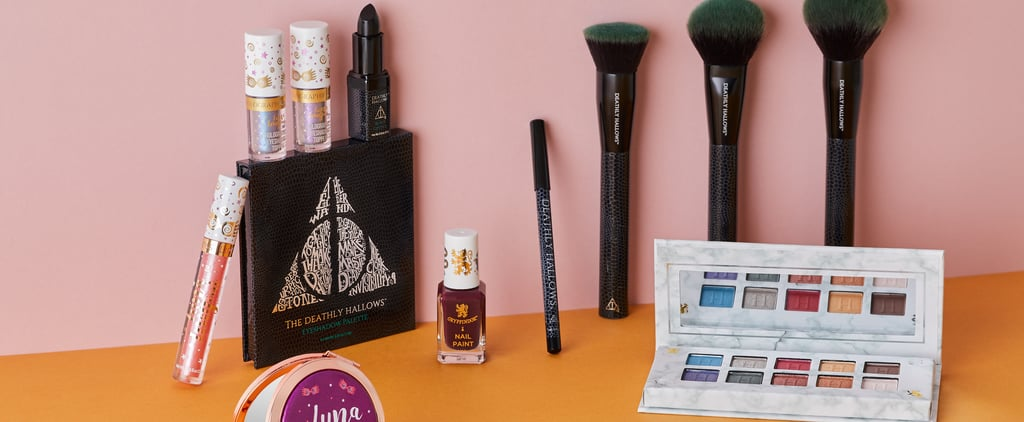 Harry Potter x Barry M Makeup Collaboration Photos