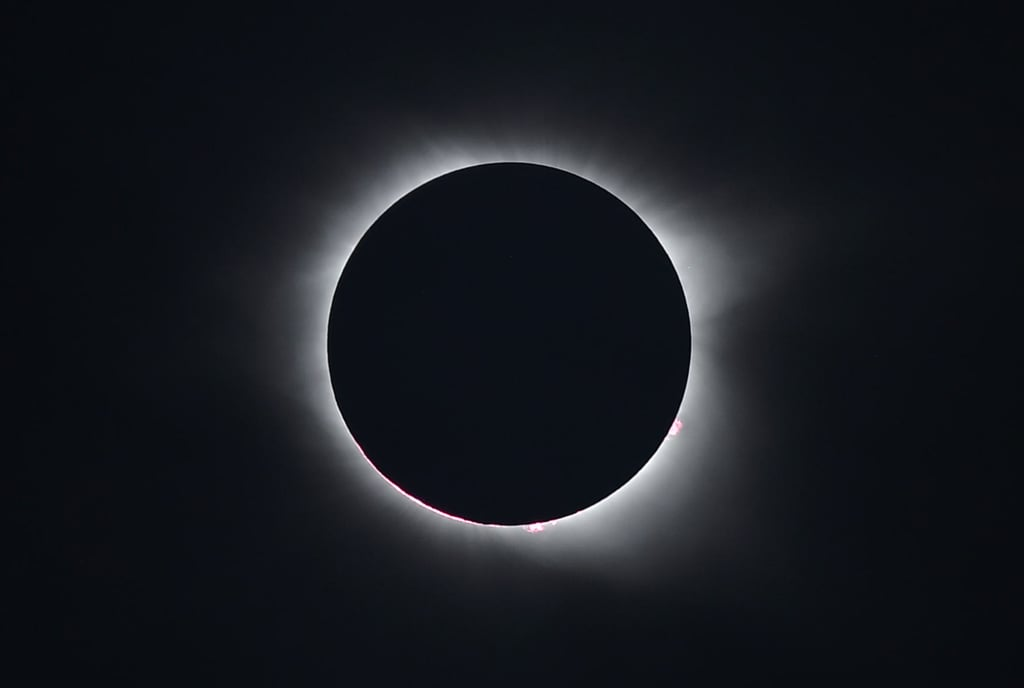 Solar Eclipse Photos POPSUGAR News - 17 incredible photos of the 2017 solar eclipse