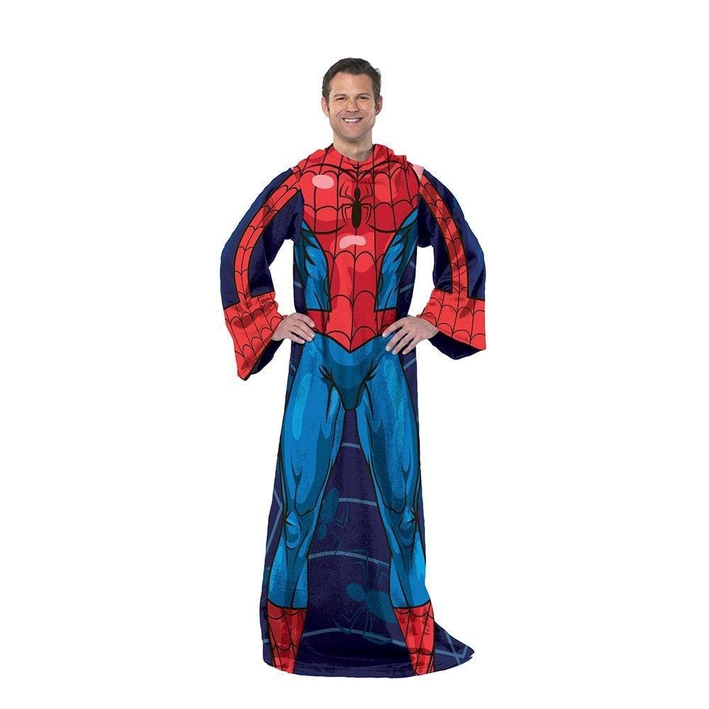 Spider-Man Adult Throw