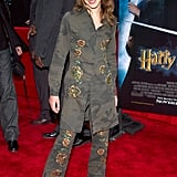 November 2002: Harry Potter and the Chamber of Secrets Premiere in New York