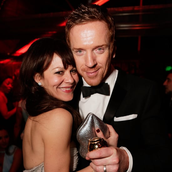 Pictures of Damian Lewis and Helen McCrory Together