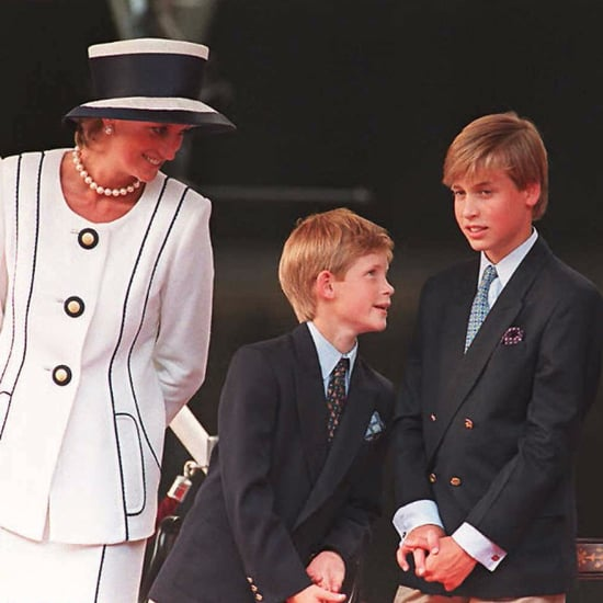 How Old Were William and Harry When Diana Died?