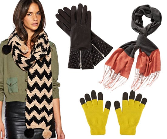 Gloves and Scarves Holiday Gift Ideas