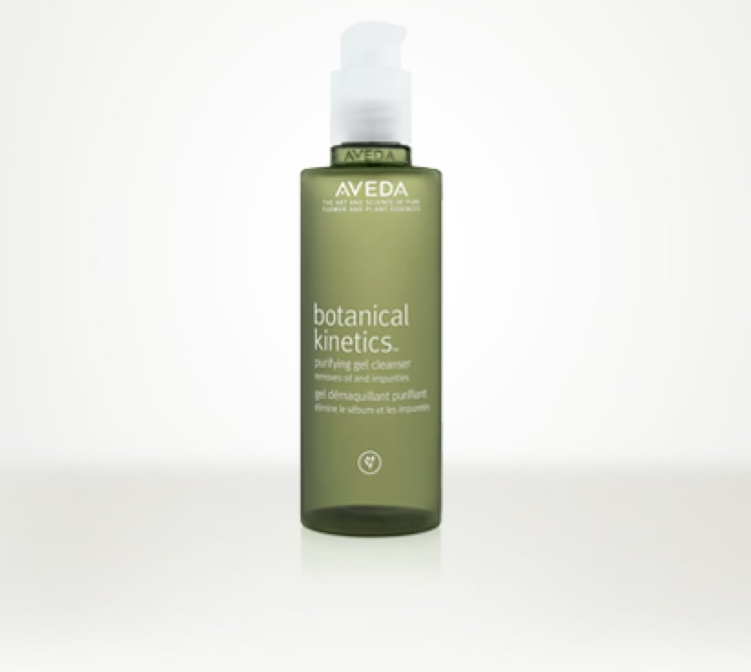 Claudia Todman raved about Aveda's plant-based products, noting that she loved its cleanser the most for her skin.