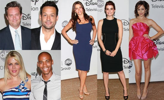 Pictures of ABC TCA Party Sofia Vergara, Matthew Perry, Autumn Reeser and Others