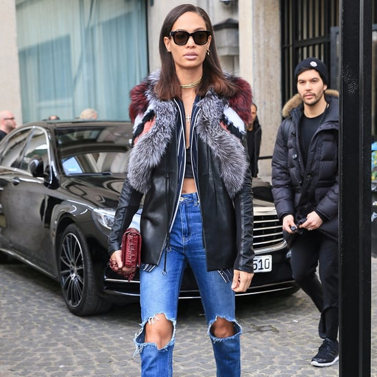 Joan Smalls's Classic Street Style