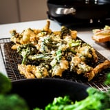 MasterChef Simon Toohey's Deep-Fried Broccoli Po' Boy Recipe