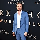 James McAvoy as Lord Asriel