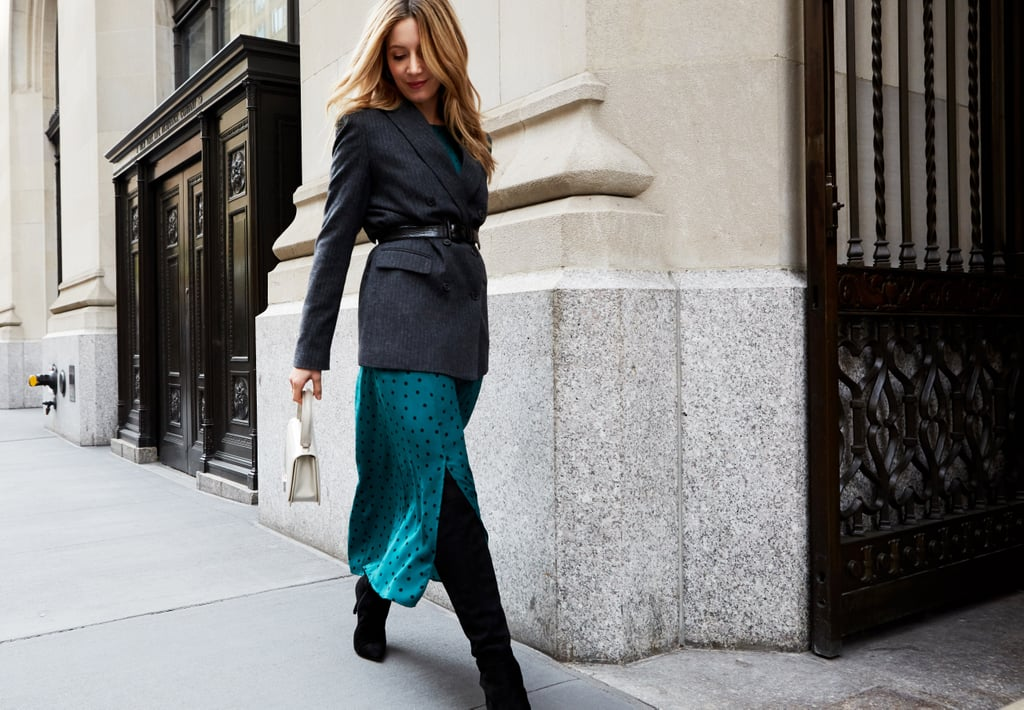 Style Your Holiday Dress For: An Office Party