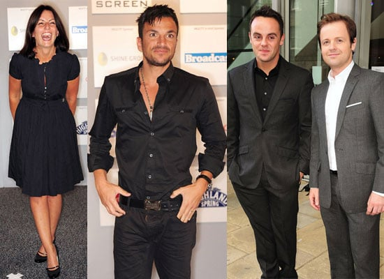 Photos of Davina McCall, Peter Andre, Anthony McPartlin and Declan Donnelly at Edinburgh International Television Festival 2009