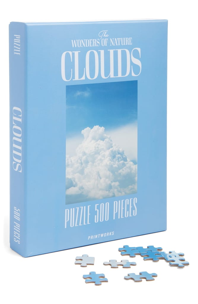 The Wonders of Nature Clouds 500-Piece Puzzle