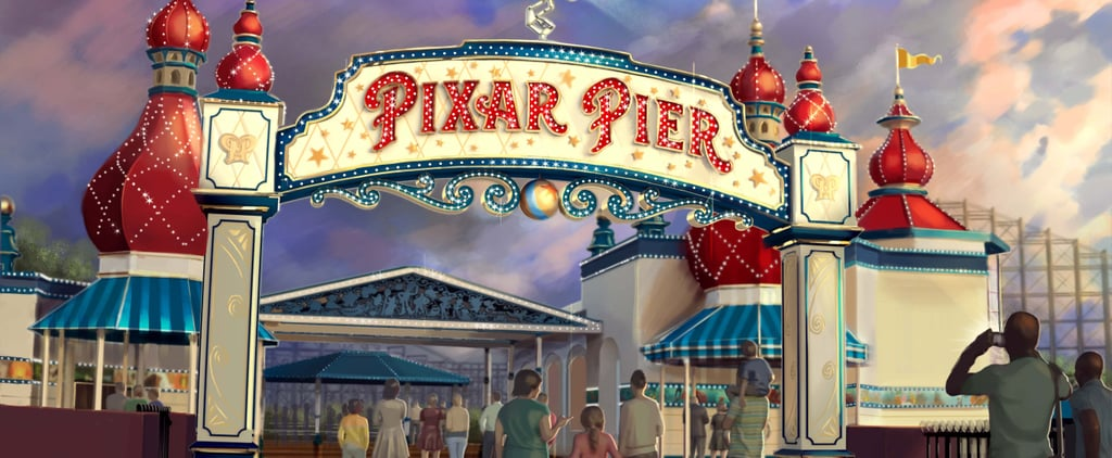 When Does Pixar Pier Open at Disneyland?