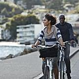Bike around the city.