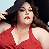 Chrissy Metz Harper's Bazaar Photo Shoot March 2017