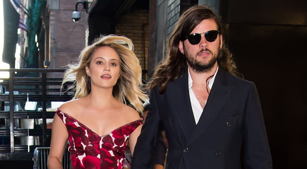 Glee's Dianna Agron marries Mumford & Sons musician