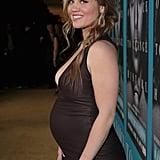 Erika Christensen Is Pregnant