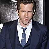 Ryan Reynolds attended the NYC premiere of Safe House.