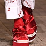 Simone Rocha Shoes on the Runway at London Fashion Week