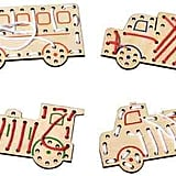 We love the timeless fun that comes along with lace-up toys. This set of lace-up vehicles ($26) is likely to bring back a bit of nostalgia for mom and dad.