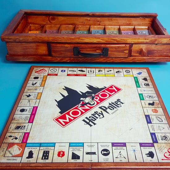 Harry Potter Monopoly Set