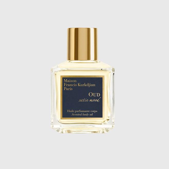 Maison Francis Kurkdjian Oud Satin Mood Scented Body Oil