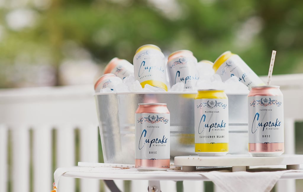 Cupcake's New Canned Wine Has Half a Bottle in Each, and We're Ready to Crack 'Em Open