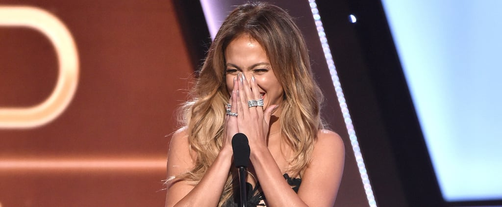 Jennifer Lopez at the Hollywood Film Awards 2014 | Video