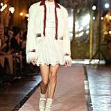 Kendall Jenner Walked the H&M x Giambattista Valli Runway