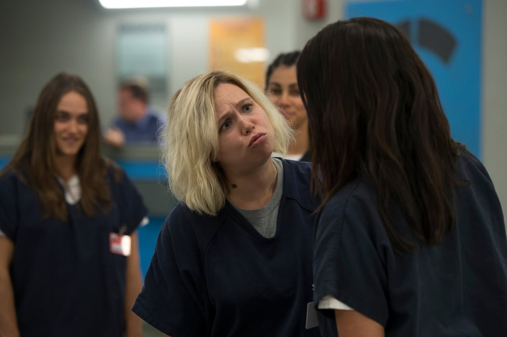 who plays badison on orange is the new black popsugar entertainment