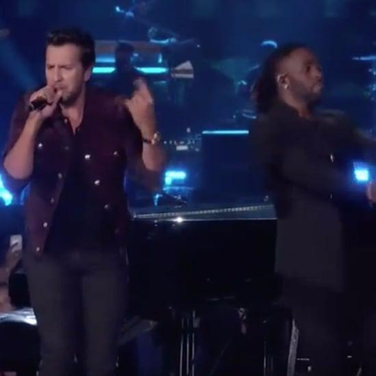 Jason Derulo and Luke Bryan Performance at 2017 CMT Awards