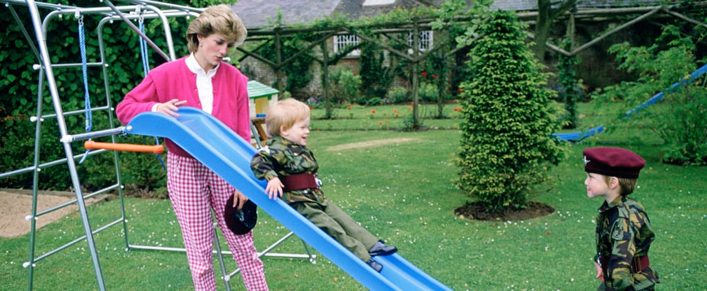 The Royal Family's Nurseries Have Been Over-the-Top Dreamy For Years