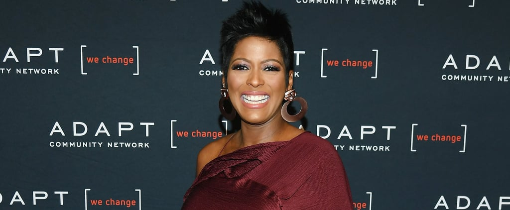 Why Tamron Hall Kept Her Pregnancy a Secret