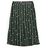 Editor's Pick — Print Midi Skirt