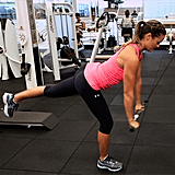 Don't Let the Cable Pulley Machine Intimidate You! Three Easy Moves