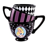 Disney's Alice in Wonderland Sculpted Mug