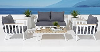 15 Stylish Pieces to Transform Your Patio Into a Dreamy Oasis