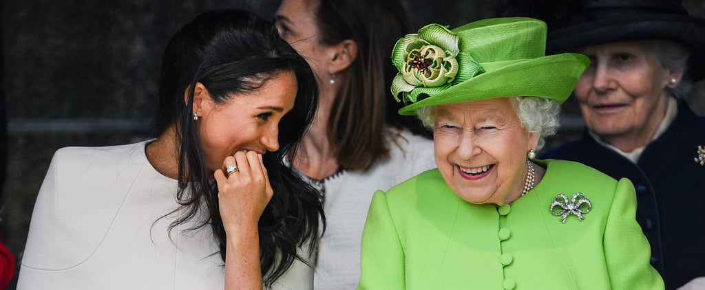 ما هو رأي الملكة إليزابيث بمشاكل ميغان الأسريّة