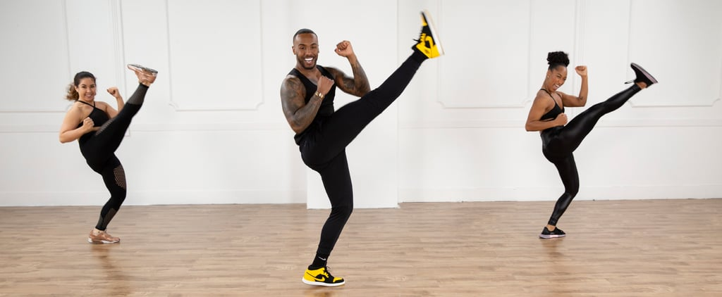 30-Minute Cardio Kickboxing Workout