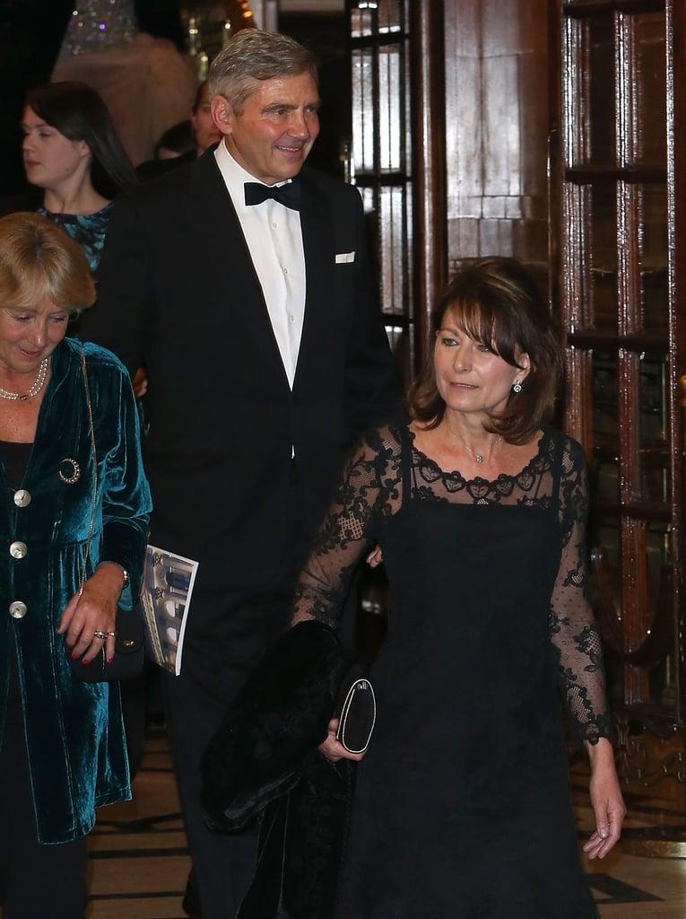 Carole Middleton in November 2014
