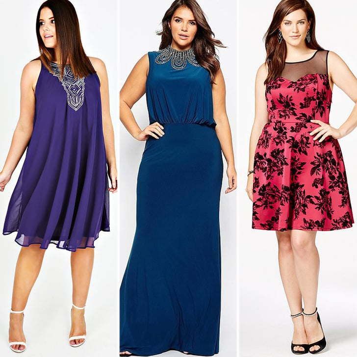 Best Plus-Size Party Dresses
