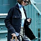 Kendall Jenner Carried an Adorable Mini Louis Vuitton Bag