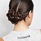 Twisted Chignon: Final Look