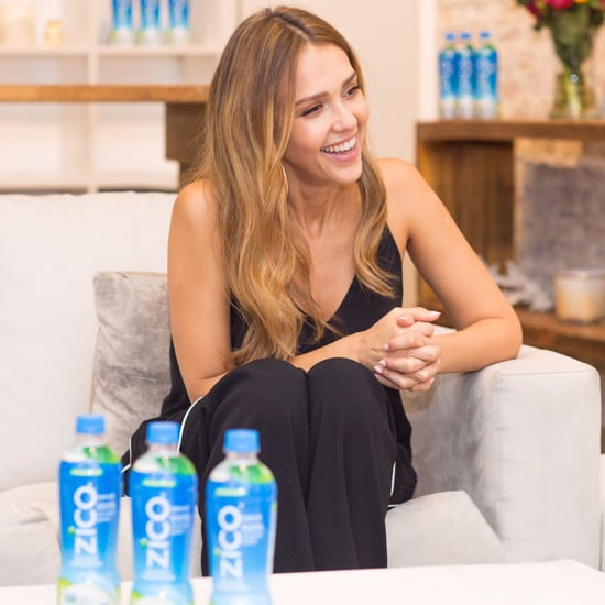Jessica Alba Interview July 2017