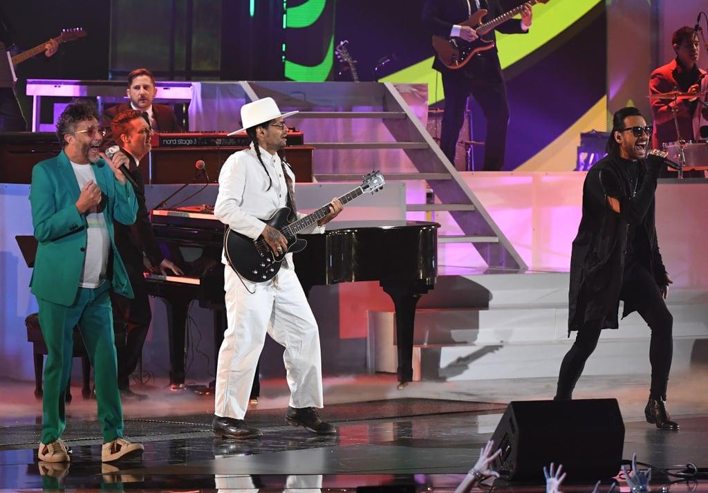 Latin Grammys 2019 Opening Number
